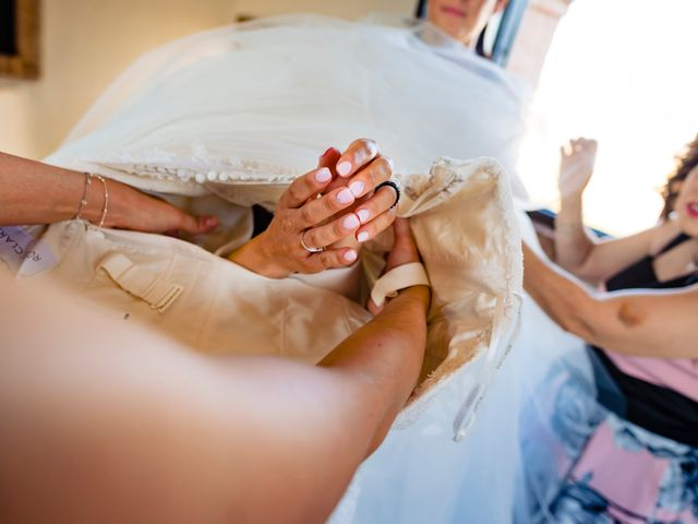 La boda de Juan Pedro y Jessica en Villarrubia De Los Ojos, Ciudad Real 23