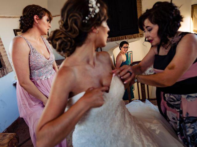 La boda de Juan Pedro y Jessica en Villarrubia De Los Ojos, Ciudad Real 27