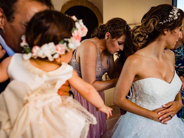 La boda de Juan Pedro y Jessica en Villarrubia De Los Ojos, Ciudad Real 29