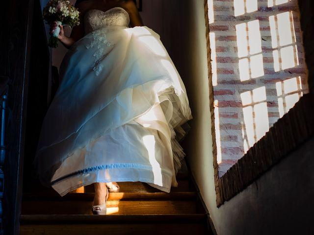 La boda de Juan Pedro y Jessica en Villarrubia De Los Ojos, Ciudad Real 31