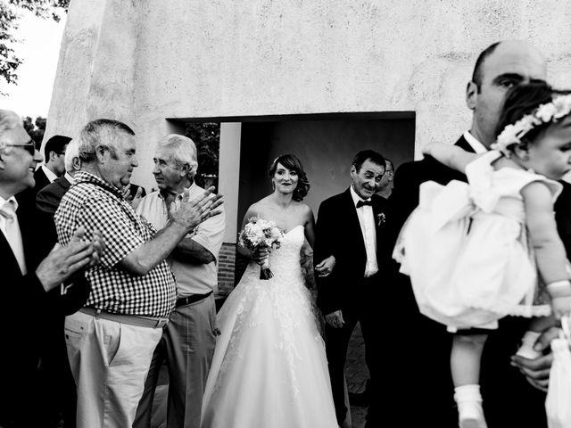 La boda de Juan Pedro y Jessica en Villarrubia De Los Ojos, Ciudad Real 32