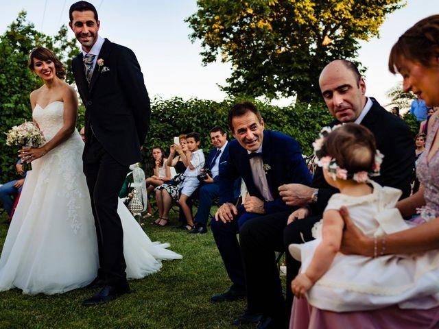 La boda de Juan Pedro y Jessica en Villarrubia De Los Ojos, Ciudad Real 36