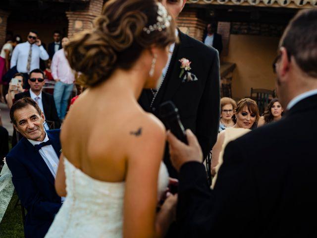 La boda de Juan Pedro y Jessica en Villarrubia De Los Ojos, Ciudad Real 37