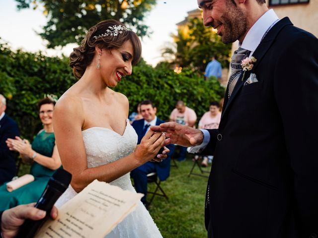 La boda de Juan Pedro y Jessica en Villarrubia De Los Ojos, Ciudad Real 38