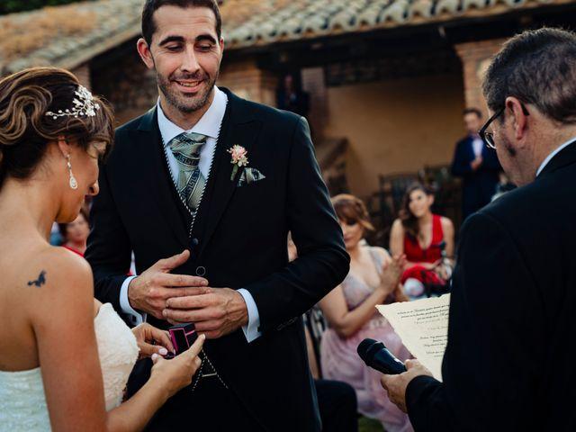 La boda de Juan Pedro y Jessica en Villarrubia De Los Ojos, Ciudad Real 39