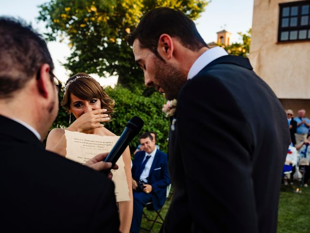 La boda de Juan Pedro y Jessica en Villarrubia De Los Ojos, Ciudad Real 42