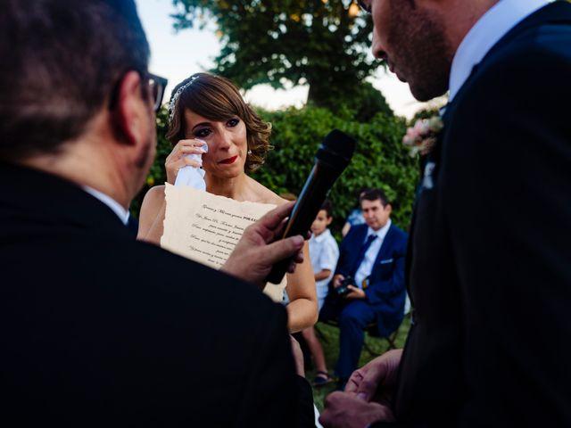La boda de Juan Pedro y Jessica en Villarrubia De Los Ojos, Ciudad Real 44