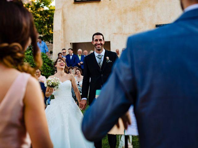La boda de Juan Pedro y Jessica en Villarrubia De Los Ojos, Ciudad Real 48