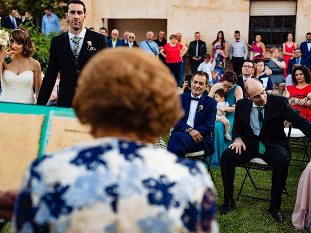 La boda de Juan Pedro y Jessica en Villarrubia De Los Ojos, Ciudad Real 49