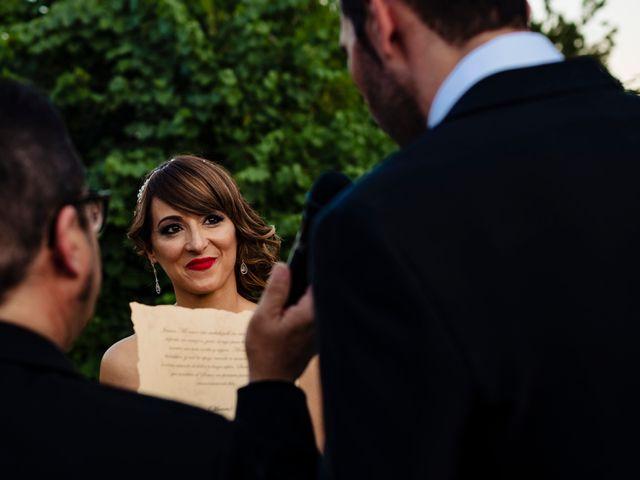 La boda de Juan Pedro y Jessica en Villarrubia De Los Ojos, Ciudad Real 50