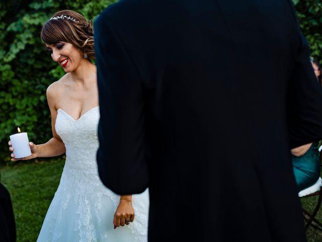 La boda de Juan Pedro y Jessica en Villarrubia De Los Ojos, Ciudad Real 51