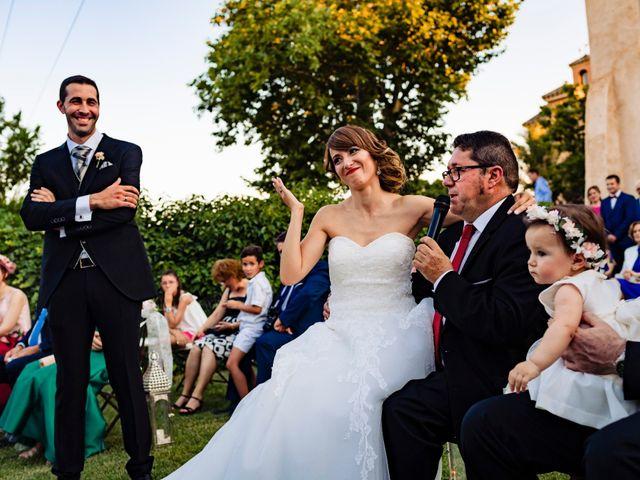 La boda de Juan Pedro y Jessica en Villarrubia De Los Ojos, Ciudad Real 52