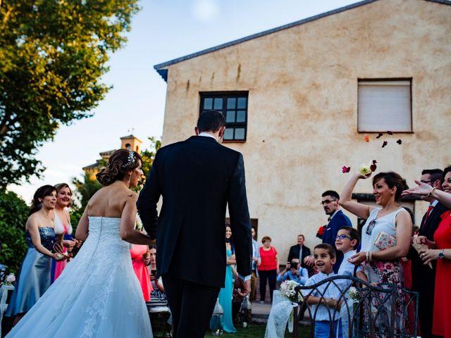 La boda de Juan Pedro y Jessica en Villarrubia De Los Ojos, Ciudad Real 53