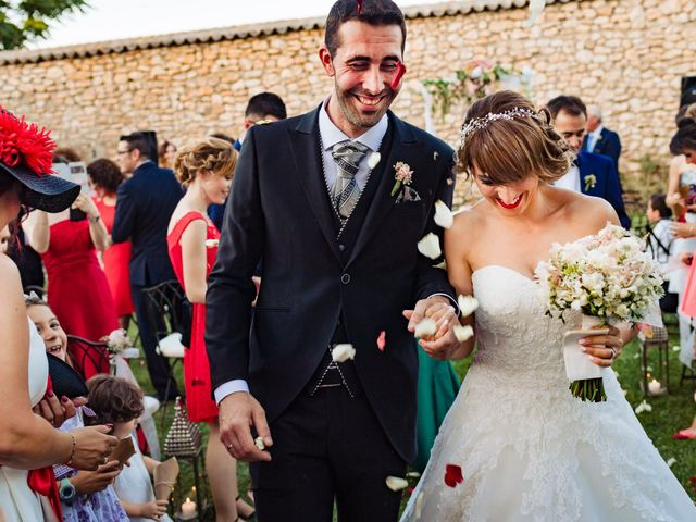 La boda de Juan Pedro y Jessica en Villarrubia De Los Ojos, Ciudad Real 55