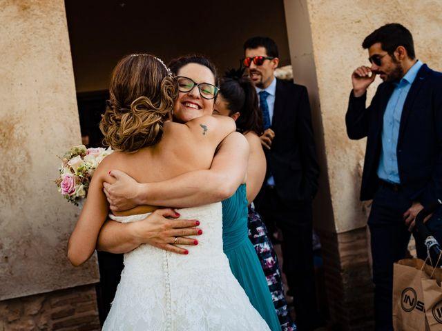 La boda de Juan Pedro y Jessica en Villarrubia De Los Ojos, Ciudad Real 56