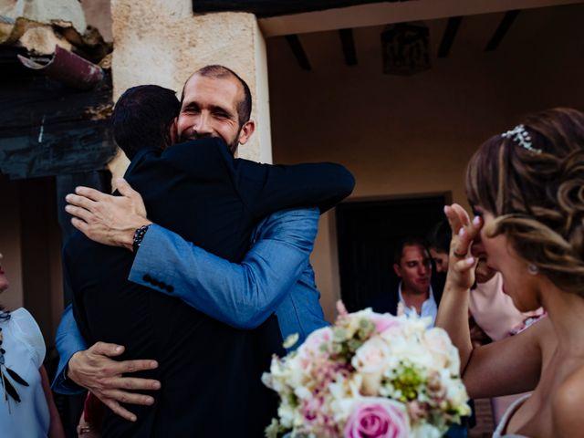 La boda de Juan Pedro y Jessica en Villarrubia De Los Ojos, Ciudad Real 57