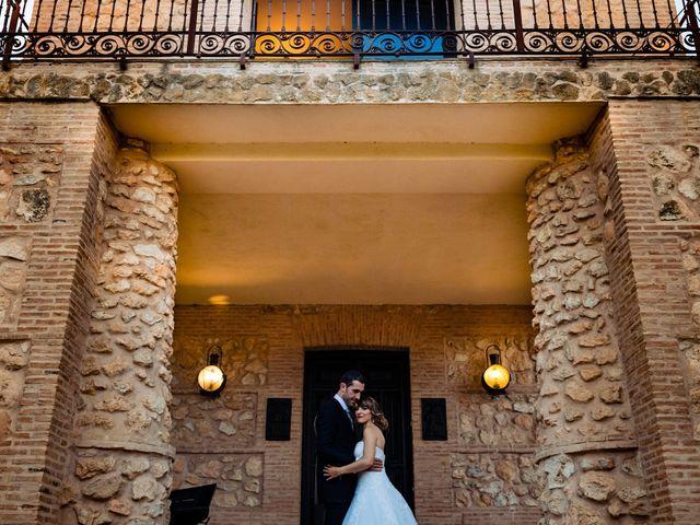 La boda de Juan Pedro y Jessica en Villarrubia De Los Ojos, Ciudad Real 58