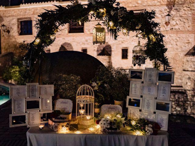 La boda de Juan Pedro y Jessica en Villarrubia De Los Ojos, Ciudad Real 61