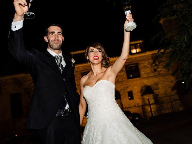 La boda de Juan Pedro y Jessica en Villarrubia De Los Ojos, Ciudad Real 64