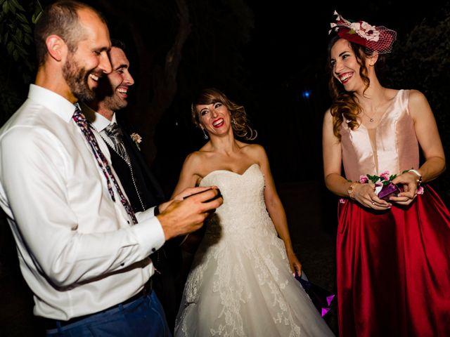 La boda de Juan Pedro y Jessica en Villarrubia De Los Ojos, Ciudad Real 65
