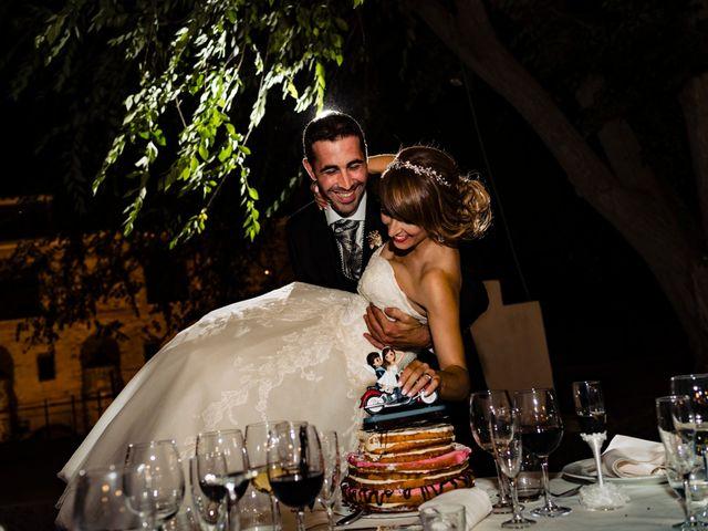 La boda de Juan Pedro y Jessica en Villarrubia De Los Ojos, Ciudad Real 66