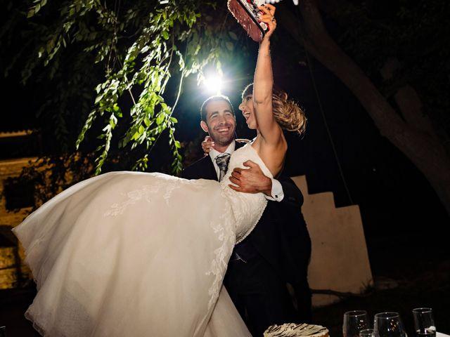 La boda de Juan Pedro y Jessica en Villarrubia De Los Ojos, Ciudad Real 67