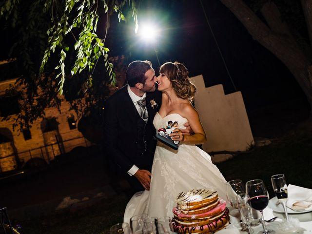 La boda de Juan Pedro y Jessica en Villarrubia De Los Ojos, Ciudad Real 68