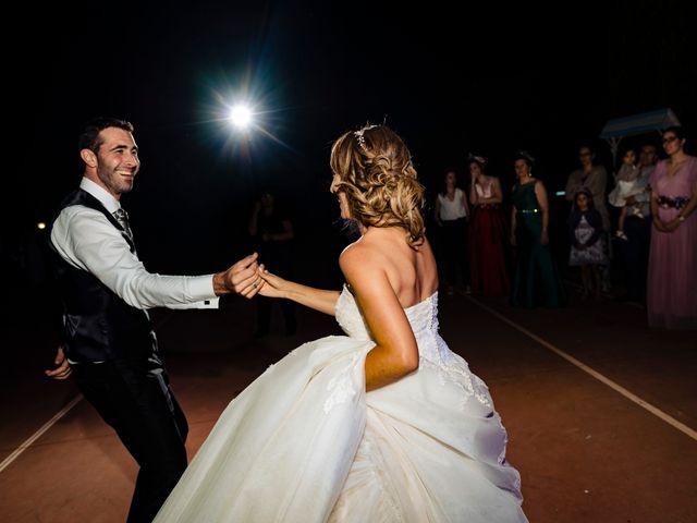 La boda de Juan Pedro y Jessica en Villarrubia De Los Ojos, Ciudad Real 69