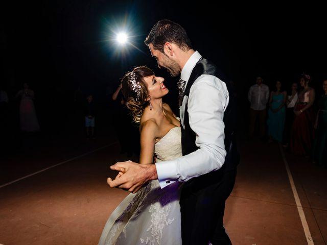 La boda de Juan Pedro y Jessica en Villarrubia De Los Ojos, Ciudad Real 70