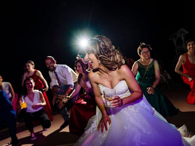 La boda de Juan Pedro y Jessica en Villarrubia De Los Ojos, Ciudad Real 74