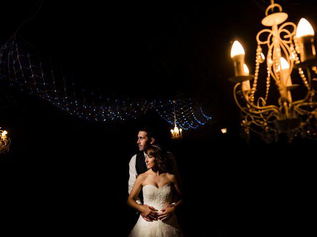 La boda de Juan Pedro y Jessica en Villarrubia De Los Ojos, Ciudad Real 75