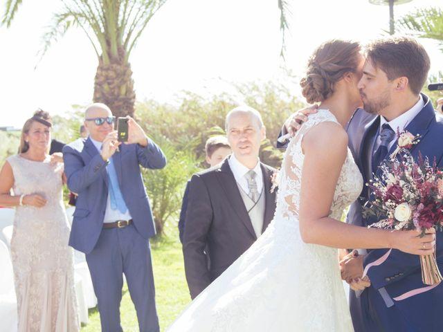La boda de Alejandro y Ángela en Valencia, Valencia 13