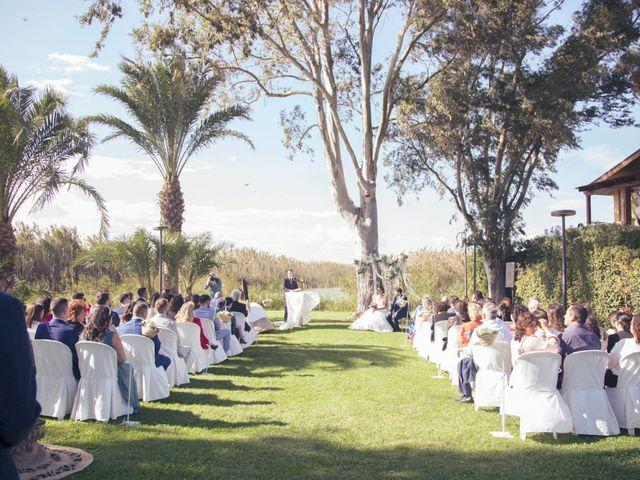 La boda de Alejandro y Ángela en Valencia, Valencia 14