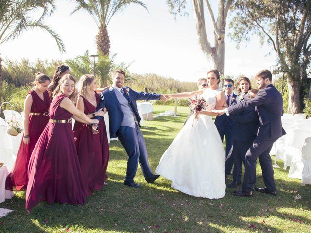 La boda de Alejandro y Ángela en Valencia, Valencia 16
