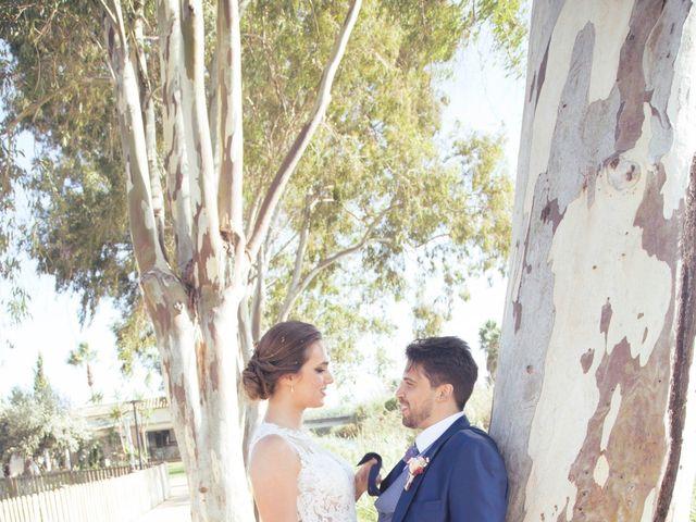 La boda de Alejandro y Ángela en Valencia, Valencia 17