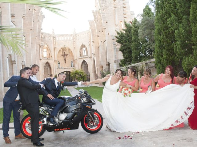 La boda de Tomas y Marta en Petra, Islas Baleares 2