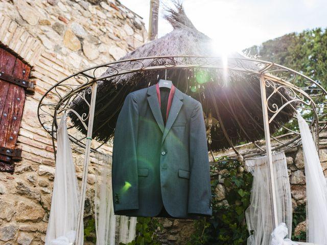 La boda de Lluís y Tati en Sant Fost De Campsentelles, Barcelona 3
