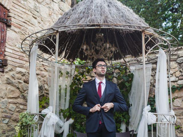 La boda de Lluís y Tati en Sant Fost De Campsentelles, Barcelona 7