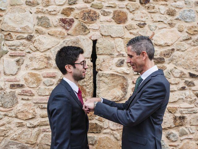 La boda de Lluís y Tati en Sant Fost De Campsentelles, Barcelona 11