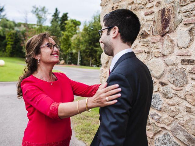 La boda de Lluís y Tati en Sant Fost De Campsentelles, Barcelona 13