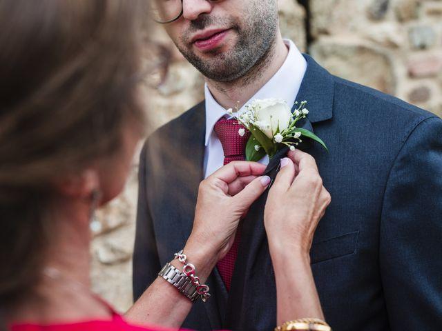 La boda de Lluís y Tati en Sant Fost De Campsentelles, Barcelona 14