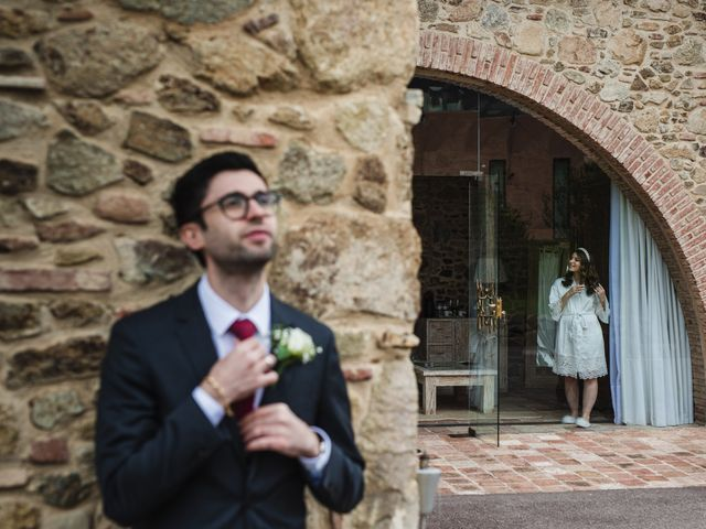 La boda de Lluís y Tati en Sant Fost De Campsentelles, Barcelona 15