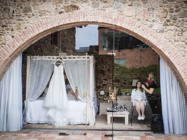 La boda de Lluís y Tati en Sant Fost De Campsentelles, Barcelona 16