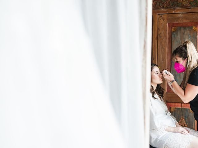 La boda de Lluís y Tati en Sant Fost De Campsentelles, Barcelona 19