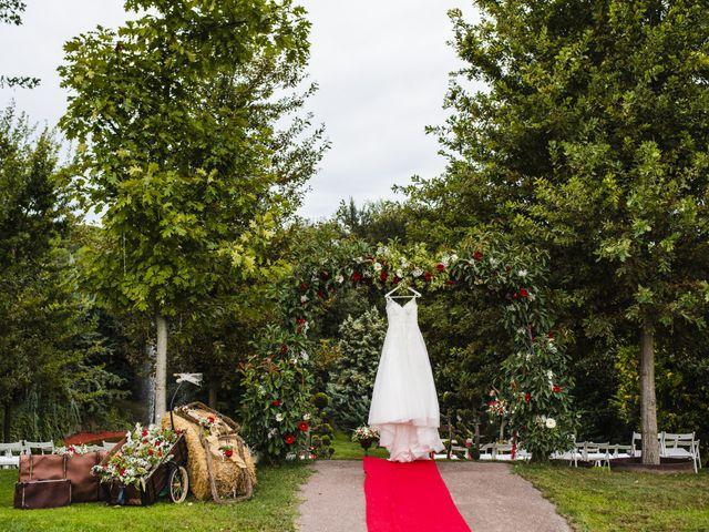 La boda de Lluís y Tati en Sant Fost De Campsentelles, Barcelona 22