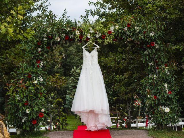 La boda de Lluís y Tati en Sant Fost De Campsentelles, Barcelona 23
