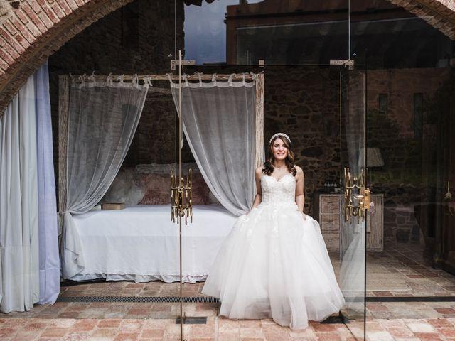 La boda de Lluís y Tati en Sant Fost De Campsentelles, Barcelona 43