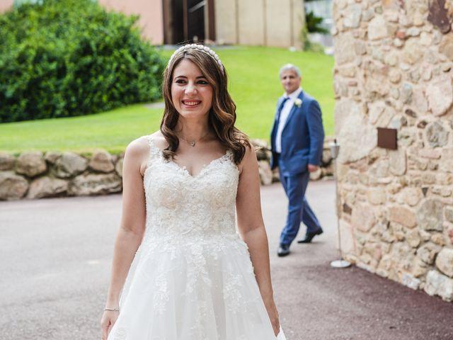 La boda de Lluís y Tati en Sant Fost De Campsentelles, Barcelona 44