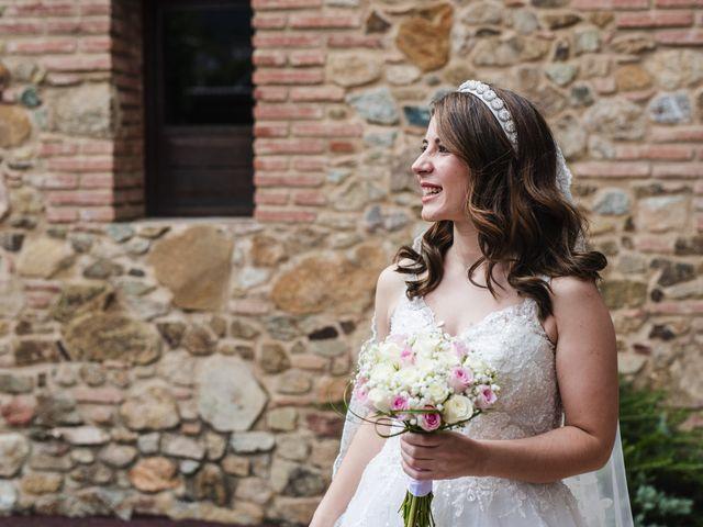La boda de Lluís y Tati en Sant Fost De Campsentelles, Barcelona 50