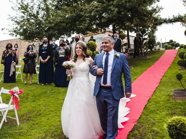 La boda de Lluís y Tati en Sant Fost De Campsentelles, Barcelona 60